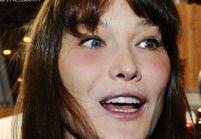 Carla Bruni repousse la sortie de son album