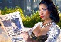 Nicki Minaj reine du monde pour les MTV EMA!
