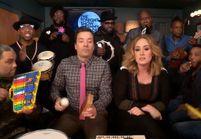 #PrêtàLiker : Adele reprend « Hello » avec des instruments pour enfants