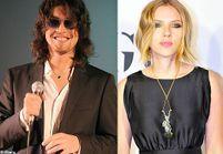 "Scarlett Johansson et Lulu Gainsbourg en ""Bonnie and Clyde"""