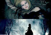 Vidéo : Avril Lavigne chante « Alice » pour Tim Burton