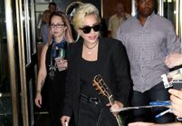 Vidéo : quand Lady Gaga chante dans une rue de Paris