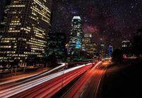 L'anti-blues du dimanche soir : le ciel étoilé de Los Angeles comme vous ne l'avez jamais vu