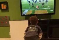 L'anti-blues du dimanche soir : un enfant reprend la chorégraphie de Beyoncé devant le Super Bowl