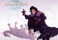 Et si Disney adaptait « Game of Thrones » ?