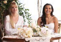 Glee : Brittany et Santana se marient