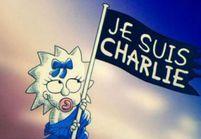 Prêt-à-liker : Les Simpson rendent hommage aux victimes des attentats