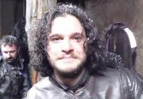 #Prêtàliker : les acteurs de Game of Thrones célèbrent l'anniversaire d'un enfant