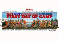 « Wet Hot American Summer – First Day of Camp » : la série 100%  eighties de Netflix
