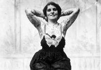 De 1880 à 1930, elles avaient déjà le tattoo dans la peau