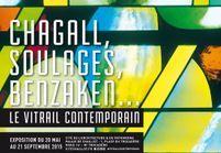 Gagnez des places pour l'expo « Le Vitrail contemporain » à la Cité de l'Architecture