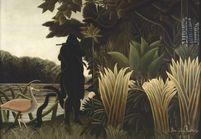 Gagnez votre place pour l'expo « Le Douanier Rousseau. L'innocence archaïque.»