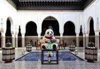 Julien Marinetti s'expose à La Mamounia de Marrakech