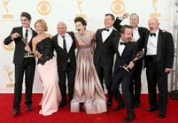 « Breaking Bad » enfin couronné aux Emmy Awards 2013