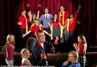 « Glee » offre un record d'audience à W9