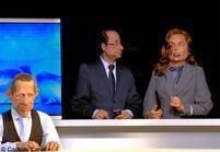 Valérie Trierweiler a sa marionnette aux Guignols de l'Info