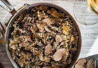 Où manger des pâtes à la truffe ?