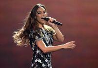 Eurovision : comment Alma, la concurrente française a fait pleurer Céline Dion