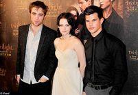 [VIDEO] Twilight : les images des acteurs à Paris