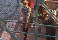 Vidéo : Rihanna, en cuissardes sur le tournage de son clip