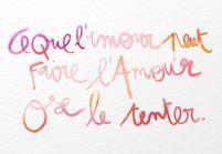 Les 25 plus belles citations d'amour pour déclarer sa flamme