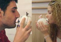 Un robot capable de reproduire des baisers