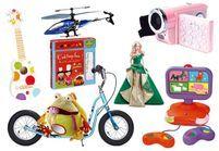 50 cadeaux pour nos enfants