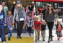 Angelina Jolie vs Madonna : qui a les enfants les plus lookés ?