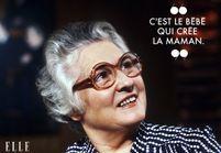 15 citations de Françoise Dolto pour mieux vivre avec ses enfants