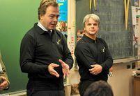 Collèges et lycées : Luc Chatel veut du sport l'après-midi
