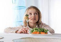Hyperactivité : une alimentation équilibrée serait bénéfique