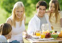 Les repas en famille pour lutter contre l'obésité infantile
