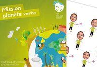 Livre pour enfants : Devenir écolo tout en s'amusant