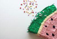 #DIY : comment faire une piñata pastèque