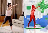J'ai testé le cours de fitness avec la Kinect sur XBOX 360