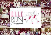 On s'inscrit tous à la ELLE RUN MARIONNAUD, le 16 octobre à Paris !