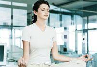 « Yoga au bureau » : une appli bien-être sur votre smartphone