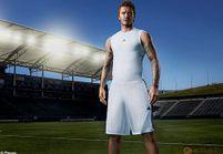 Quand le fitness prend le visage de David Beckham