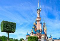#ELLEBeautySpot : la séance de yoga gratuite signée Tara Stiles devant le château de Disneyland Paris