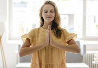Testez le yoga contre le mal de tête