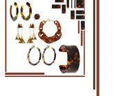 La folie des bijoux en résine