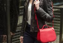 It pièce : Le sac en cuir rouge de Kate Lee