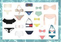 25 maillots de bain bandeau pour chiller à la plage cet été