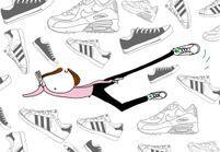 La basket : les chiffres qui prouvent qu'elle est plus fashion que sport