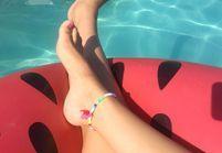 #DIY: Comment faire un bracelet de cheville