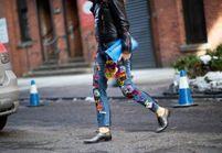 #DIY : Comment customiser un jean ?