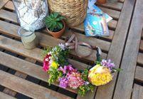 #DIY : comment faire une couronne de fleurs ?