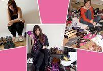 Ces blogueuses fans de chaussures…