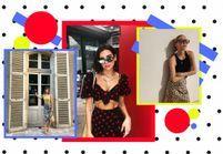 Les 5 tendances qu'il faut shopper tout de suite chez Zara
