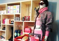 On a vu (de près) les accessoires du supermarché Chanel